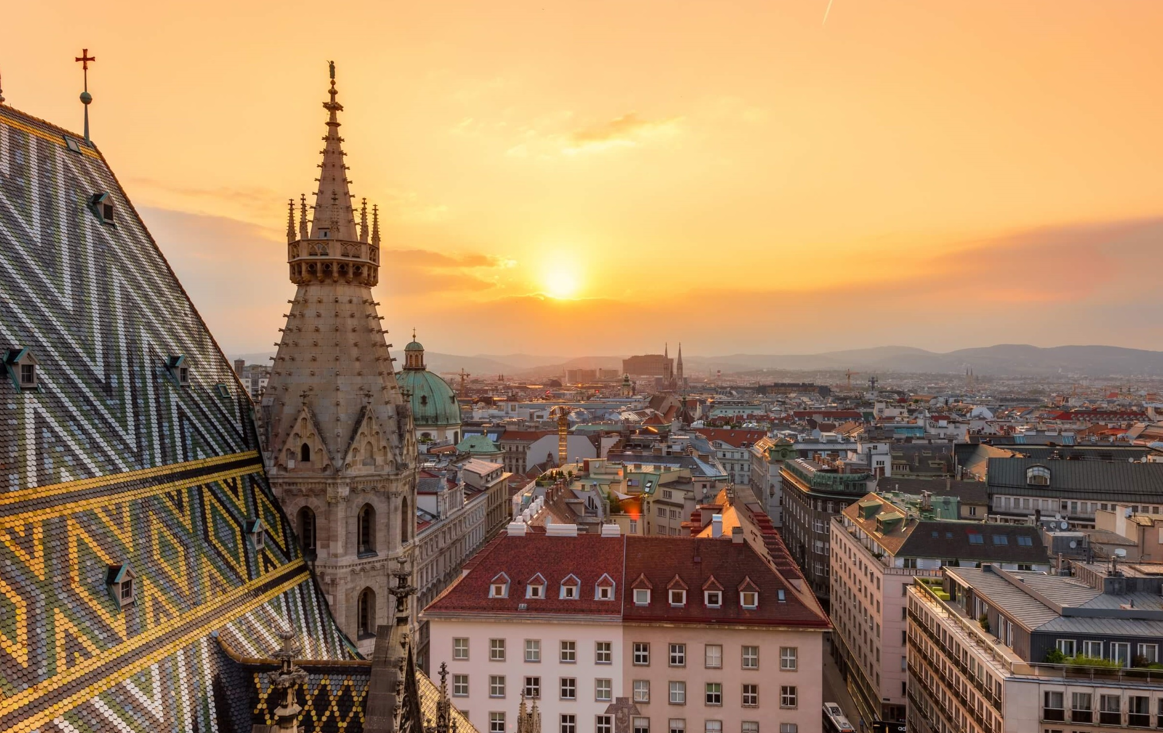 Burgas - Vienna